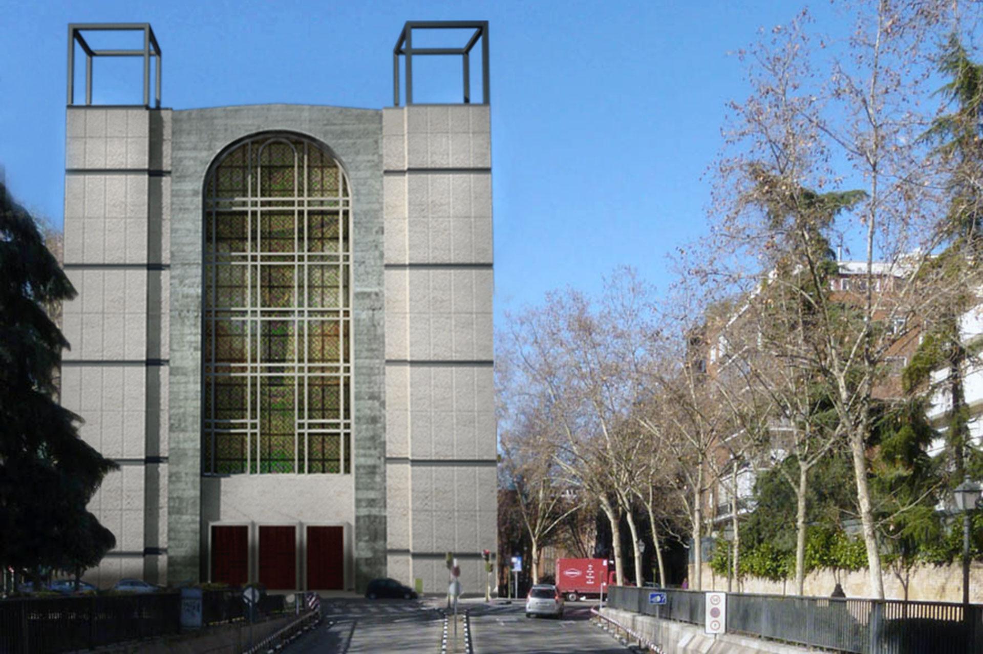 Iglesia Basílica de la Merced. Madrid