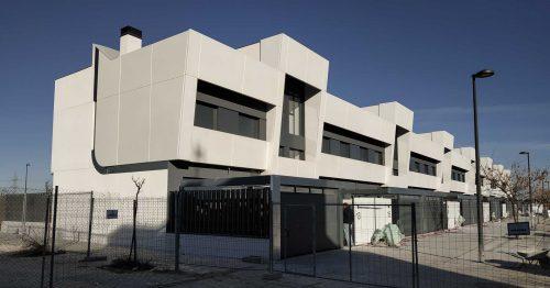 Viviendas unifamiliares en Getafe-Madrid